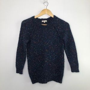 Madewell Confetti Knit Sweater